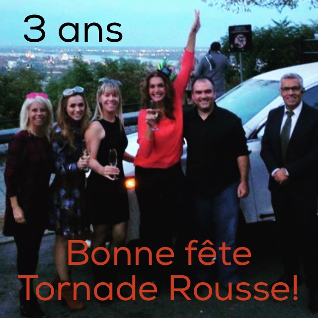 Tornade Rousse