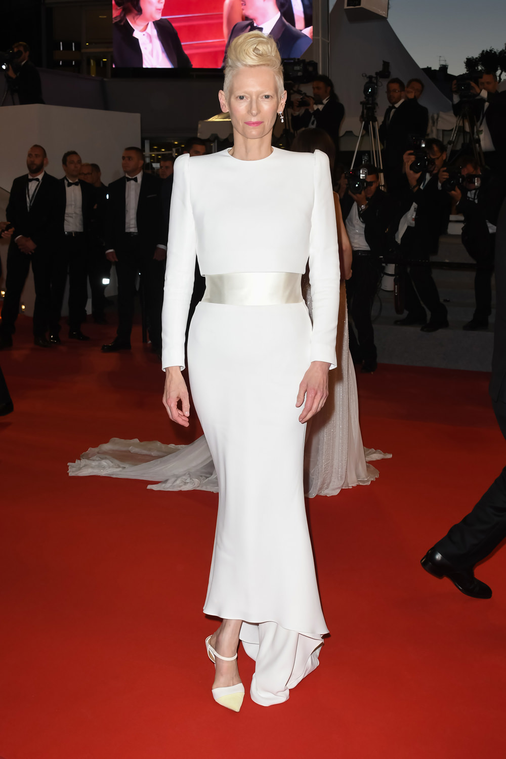 tilda swinton cannes