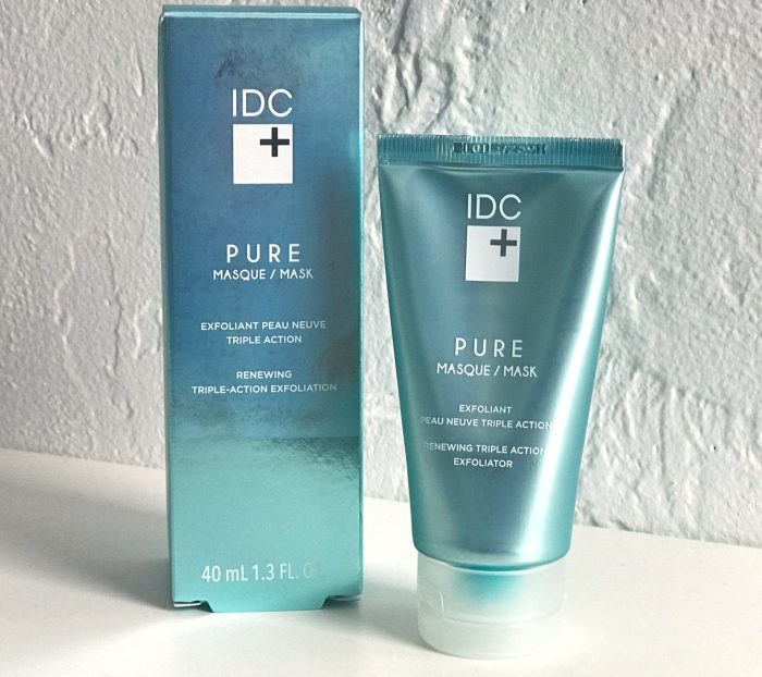 IDC masque PURE